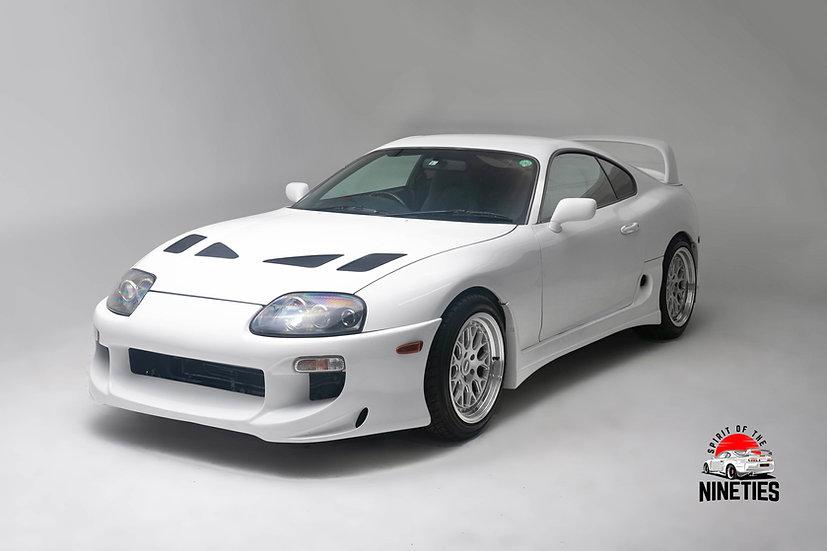 1996 Toyota Supra SZ-R 6 speed