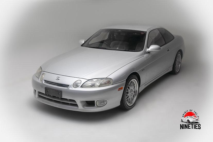 1992 Toyota Soarer 1JZ/R154