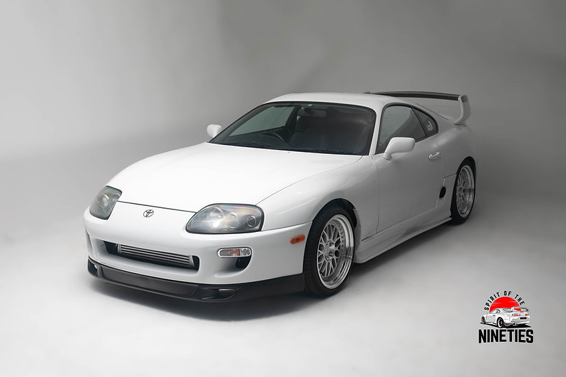 1994 Toyota Supra Single turbo 6 speed