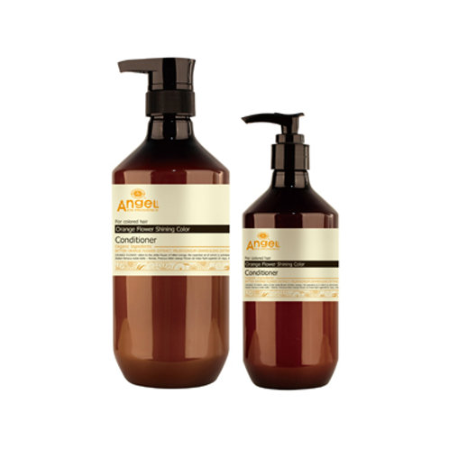 Angel Orange Flower Shining Colour Conditioner 400ml & 800ml