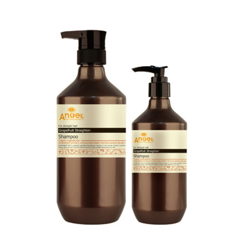 Angel Grapefruit Straighten Shampoo 400ml & 800ml