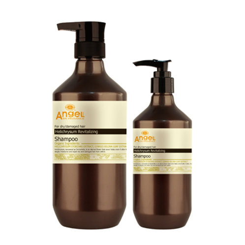 Angel Helichrysum Revitalizing Shampoo 400ml & 800ml