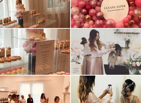 Ulyana Aster Bridal Masterclass 2018