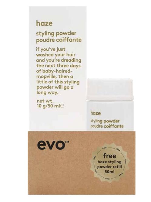 Evo Haze Styling Powder + Bonus Refill 50ml