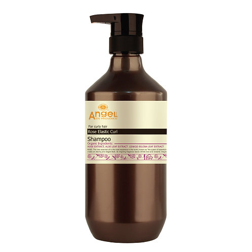 Angel Rose Elastic Shampoo Curly Hair 400ml & 800ml