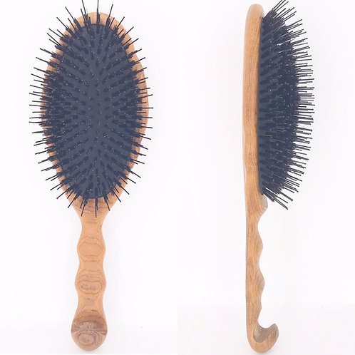 Premium Hanger Hair Brush