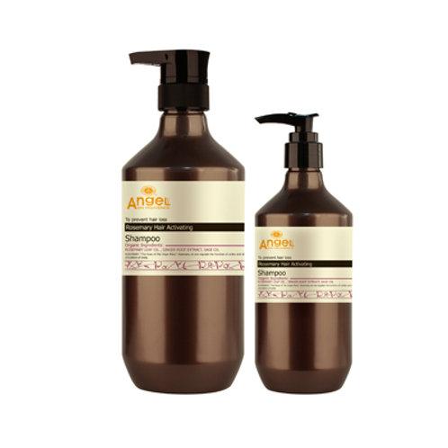Angel Rosemary Hair Activating Shampoo 400ml & 800ml