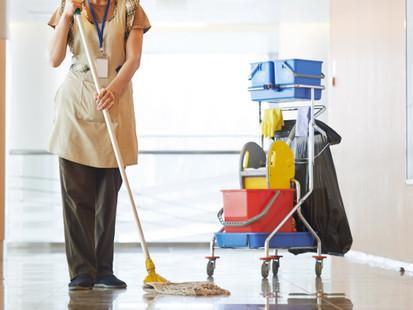 Razões para que tu contrates uma empresa de serviços especializados em limpeza