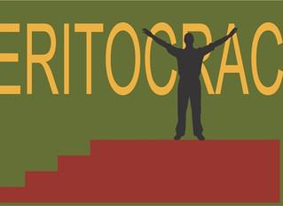 A questão da meritocracia
