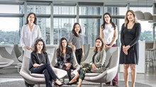 As mulheres no topo: executivas e princesas