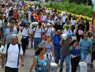 Brasil encaminha venezuelanos para o mercado de trabalho
