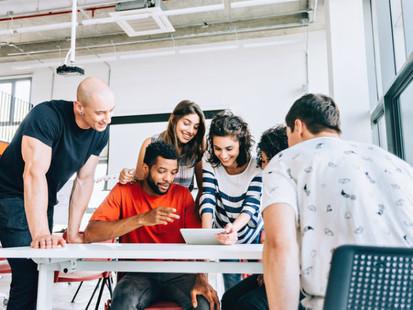Atitudes positivas garantem a alta performance no ambiente de trabalho