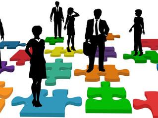 Organização voltada para os colaboradores