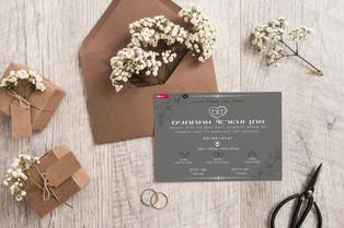 הזמנת חתונה בין שני גברים