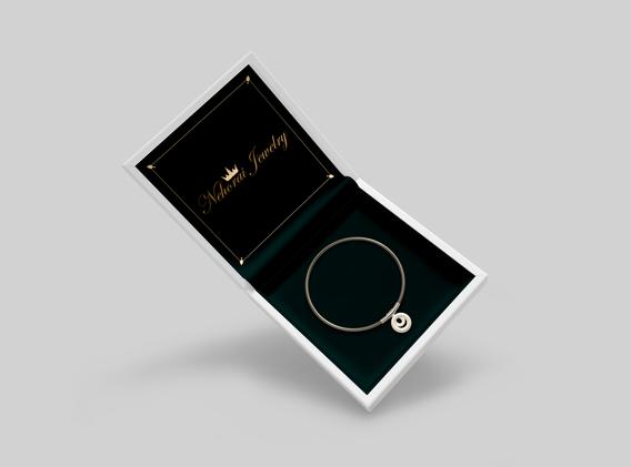 עיצוב ומיתוג קופסאת תכשיטים