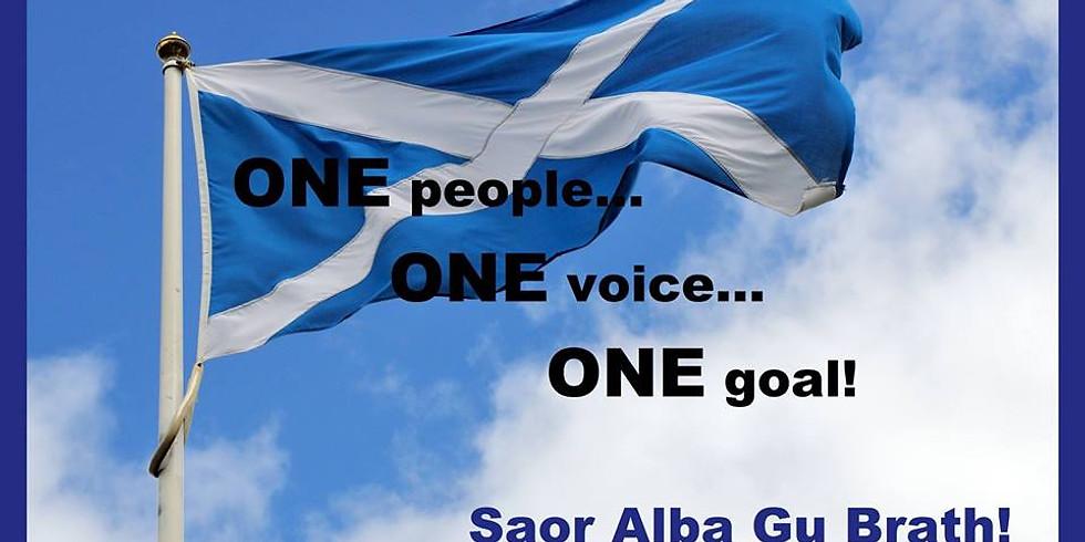 Crann Tara Grassroots Meeting, Glasgow