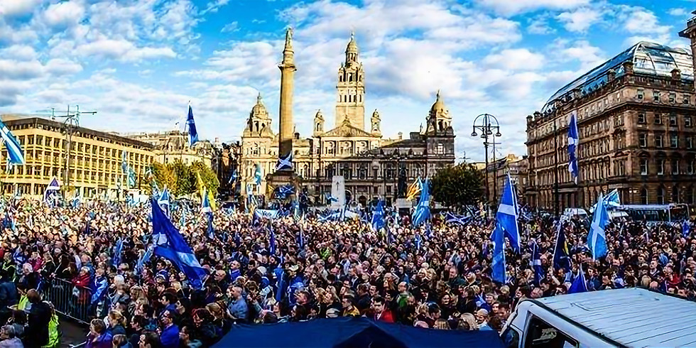 This Time It's YES - Hope Over Fear