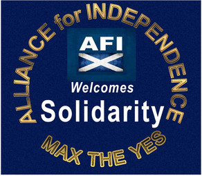 Solidarity joins with Alliance for Independence