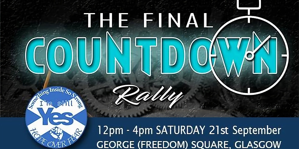 The Final Countdown Rally