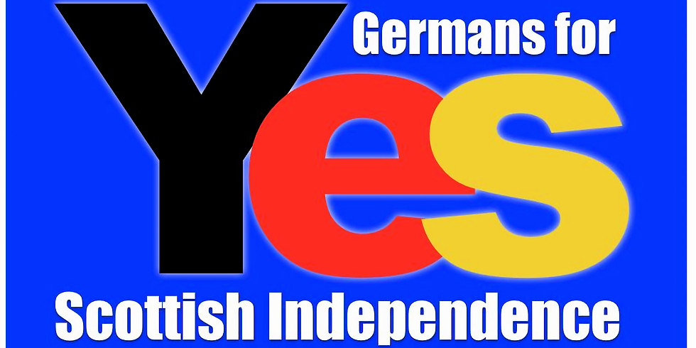 Berlin Scottish Independence Rally
