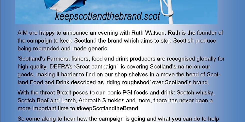 Keep Scotland the Brand
