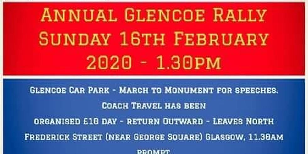 Annual Glencoe rally