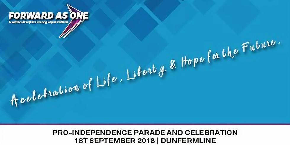 Forward As One - Parade and Festival for Independence