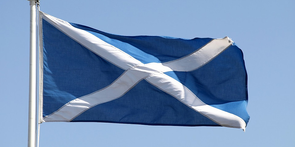 March for Independence - Oban