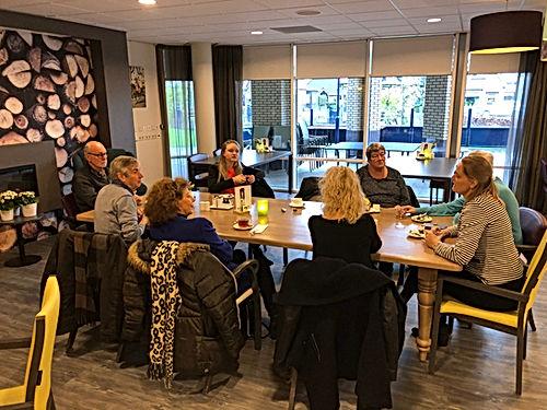 Verslag bezoek Omringlocatie Nicolaas in Lutjebroek
