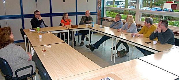 Verslag bezoek De Wendelschool OBS 't Vierspan