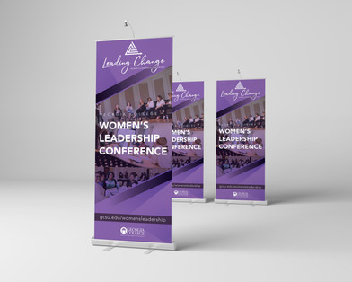 Women's Leadership Conference Banner