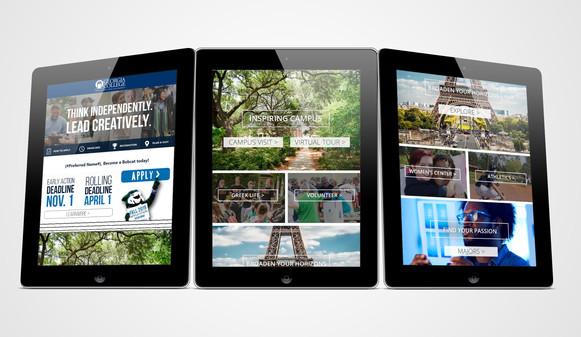 iPad Email Mockup