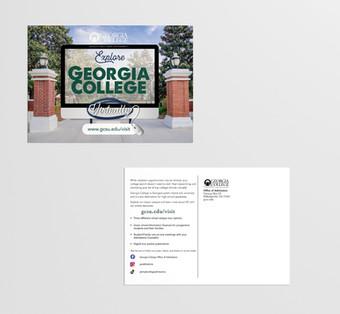 Admissions Postcard
