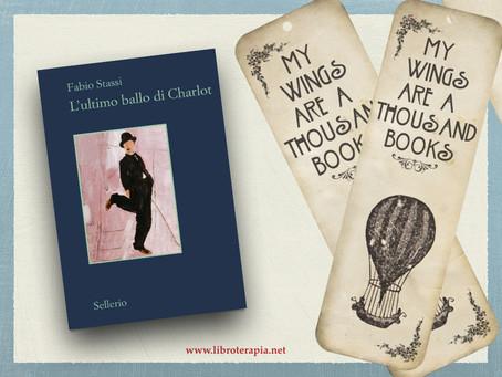 """Segna-libri: """"L'ultimo ballo di Charlot"""""""