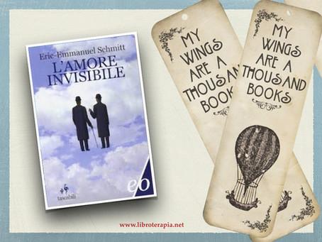 """Segna-Libri: """"L'amore invisibile"""""""