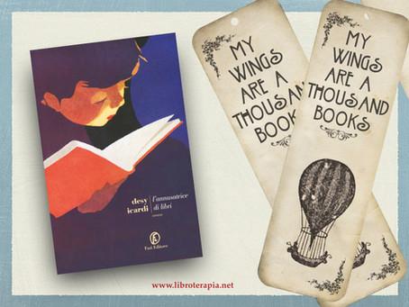 "Segna-Libri: ""L'annusatrice di libri"""