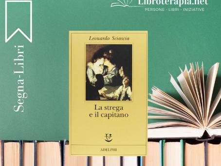 """Segna-Libri: """"La strega e il capitano"""""""