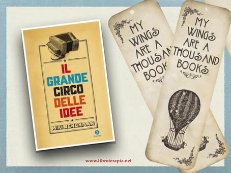 """Segna-Libri: """"Il grande circo delle idee"""""""