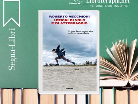 """Segna-Libri: """"Lezioni di volo e di atterraggio"""""""