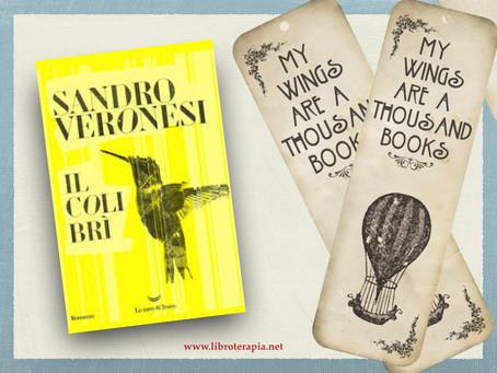 """Segna-Libri: """"Il colibrì"""""""
