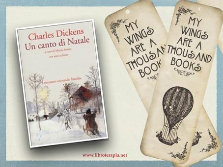 """Segna-Libri: """"Un canto di Natale"""""""