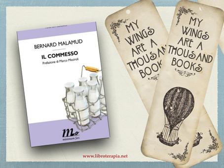 """Segna-Libri: """"Il commesso"""""""