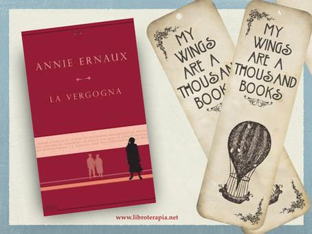 """Segna-libri: """"La vergogna"""""""