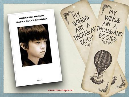 """Segna-Libri: """"Kafka sulla spiaggia"""""""