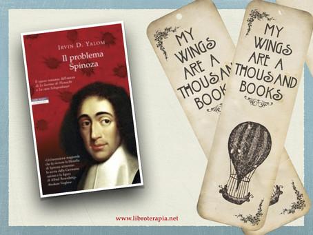 """Segna-Libri: """"Il problema Spinoza"""""""
