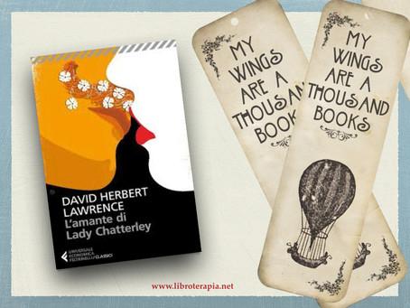 """Segna-libri: """"L'amante di Lady Chatterley"""""""