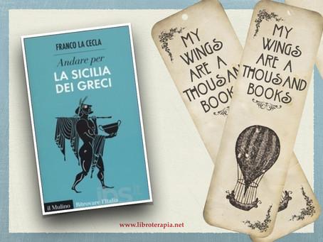 """Segna-Libri: """"Andare per la sicilia dei Greci"""""""