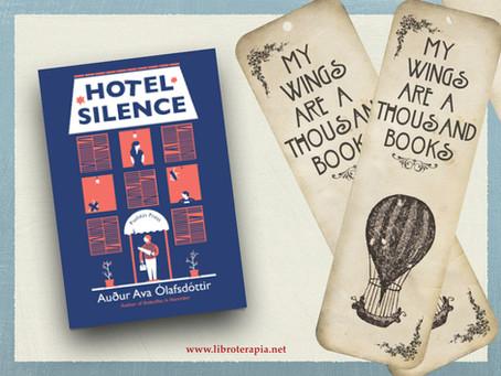 "Segna-Libri: ""Hotel Silence"""