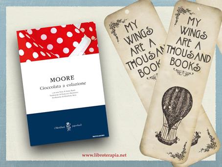 """Segna-libri: """"Cioccolata a colazione"""""""