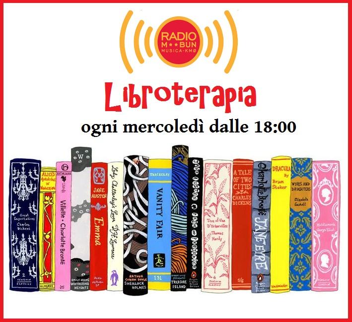 Libroterapia Radio M**Bun Torino